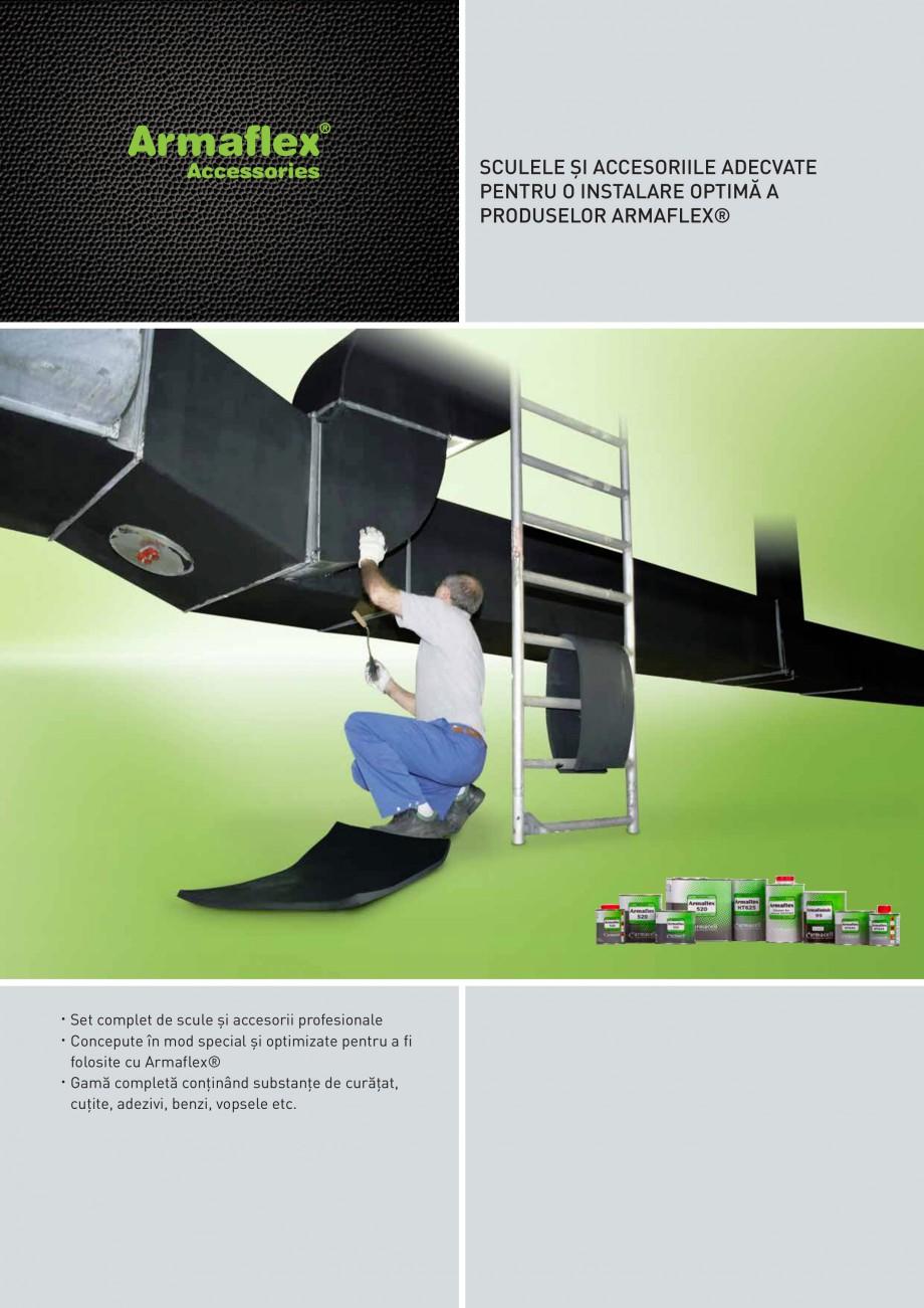 Pagina 1 - Scule si accesorii pentru produsele Armaflex ARMACELL Armaflex HT625, ARMAFLEX 520,...