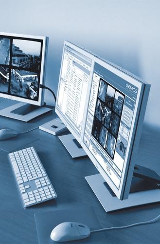 Sisteme electronice de control acces / CONTROL ACCES GEMOS