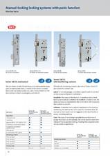 Sisteme de broaste mecanice si mecatronice - 15379 G-U BKS
