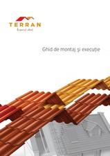 Tigle din beton - Ghid de montaj si executie TERRAN