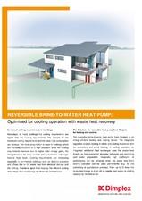 Pompe de caldura Sol-Apa - Reversibile DIMPLEX