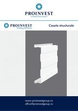 Casete structurale PROINVEST