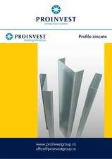 Profile zincate PROINVEST