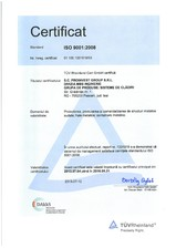 Structuri metalice - ISO 9001 PROINVEST
