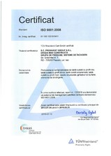 Table profilate - ISO 9001 PROINVEST