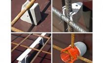 Distantieri pentru structuri din beton si a elemente de structura Distantierii Frank se utilizeaza pentru a asigura calitatea si grosimea stratului de beton peste armatura a structurilor si elementelor structurale din beton armat.