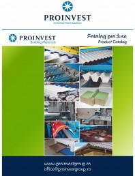 Catalog general de produse Proinvest Group