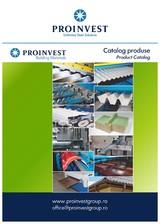Catalog general de produse PROINVEST