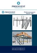 Platforme mezanin PROINVEST