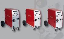 Aparate de sudura MIG Unior Tepid ofera o gama de echipamente pentru sudura TIG produse de Iskra VARJENJE Slovacia, livrate cu torta sudura, cablu cu impamantare si regulator de gaz.