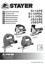 Fierastraie electrice - Manual utilizare STAYER