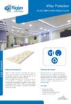 Placa speciala pentru protectia impotriva radiatiilor Saint-Gobain Rigips - RIGIPS® X-RAY PROTECTION