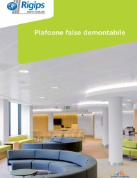 Plafoane false demontabile