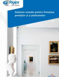 Sisteme umede pentru finisarea peretilor si a plafoanelor