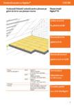 Pardoseala flotanta izolanta pentru plansee pe grinzi de lemn sau plansee masive_Rigidur®PS - 7 07 00