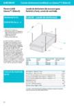 Canale de desfumare (evacuare gaze fierbinţi şi fum) canale de ventilatie - Glasroc® F Ridurit -