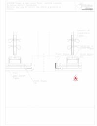 Plafoane false de gips-carton Rigips - montarea corpurilor de iluminat 5.70.01Q