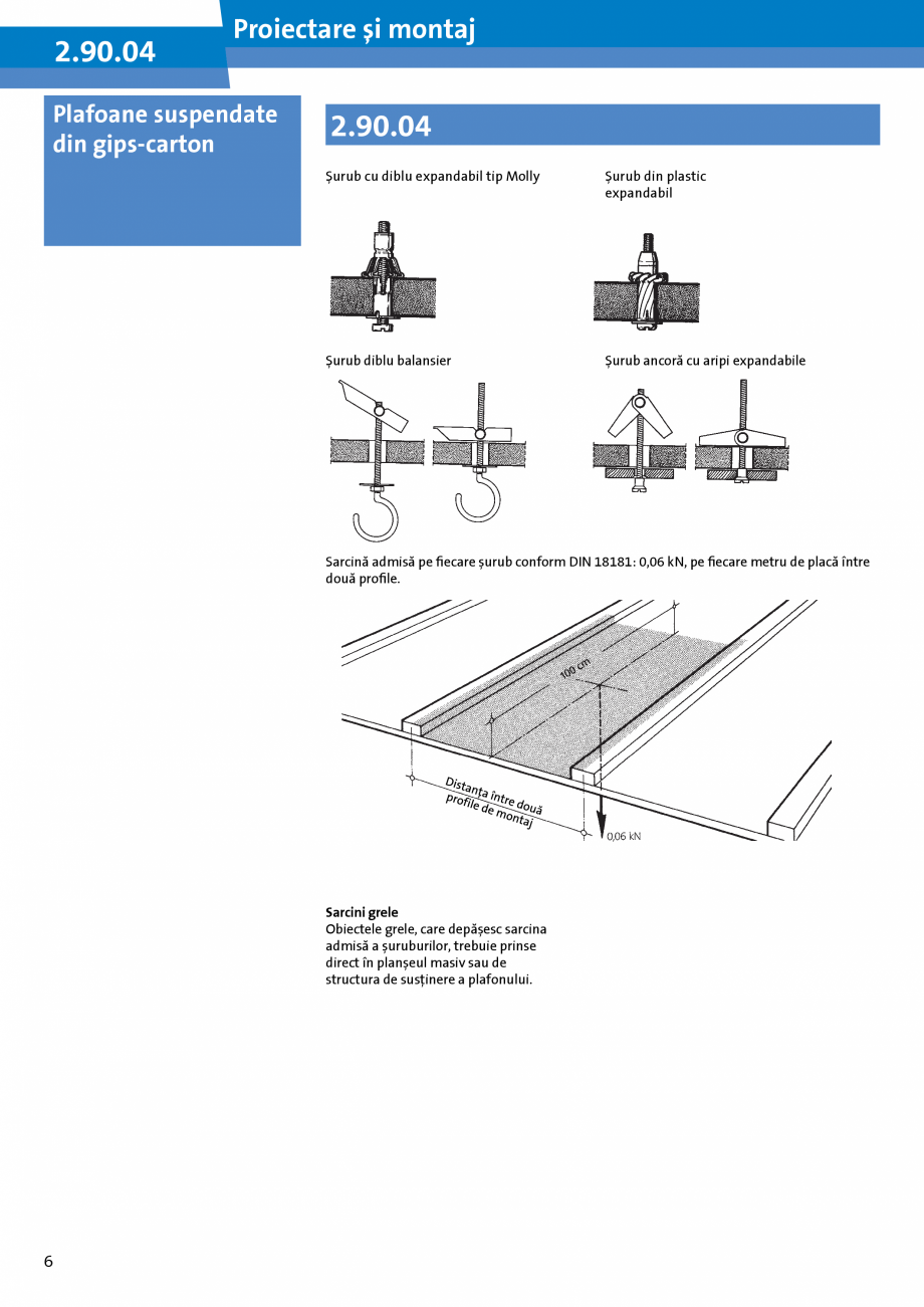 Pagina 6 - Informatii despre sistemele Rigips 2014 Saint-Gobain Rigips Gyprex®, Decogips®,...