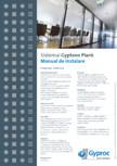 Ghid de instalare placi Plank pentru coridoare Saint-Gobain Rigips - GYPTONE® PLANK