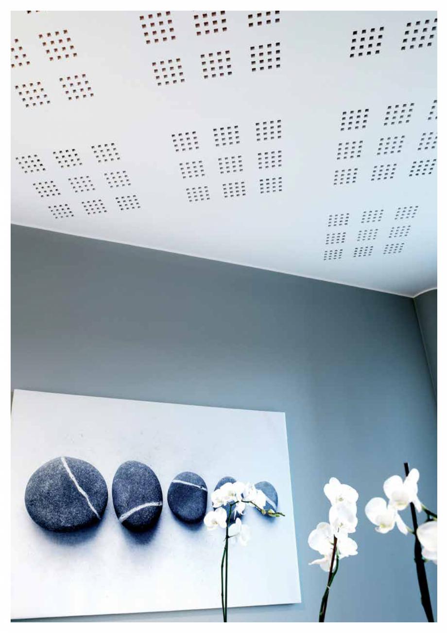 Pagina 6 - Confort acustic si aer curat in interior - GYPTONE Activ'Air® Saint-Gobain...