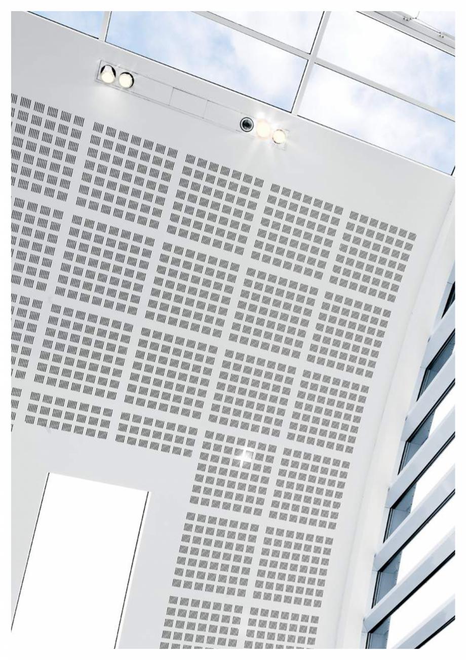 Pagina 10 - Confort acustic si aer curat in interior - GYPTONE Activ'Air® Saint-Gobain...