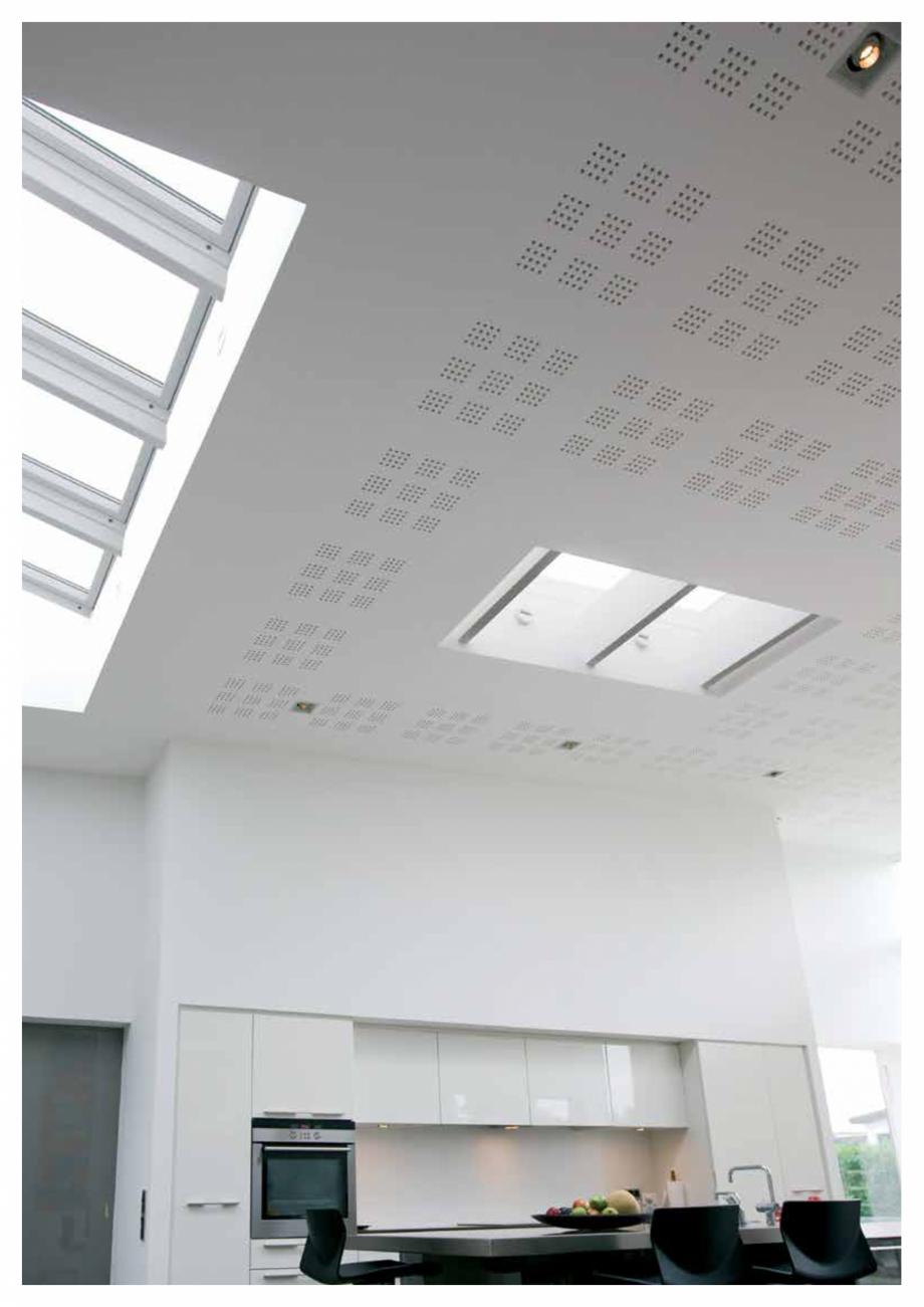Pagina 20 - Confort acustic si aer curat in interior - GYPTONE Activ'Air® Saint-Gobain...