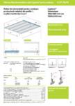 Plafoane false demontabile pe structură metalică din profile T cu placi Gyptone® pentru coridoare - 4