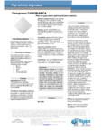 Placi de gips carton pentru plafoane casetate - Casoprano-CASOBIANCA Saint-Gobain Rigips -