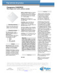Placi de gips carton pentru plafoane casetate - Casoprano-CASOROC Saint-Gobain Rigips -