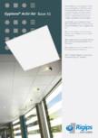 Plafoane acustice - ActivAir- Tile Base Saint-Gobain Rigips - Gyptone®