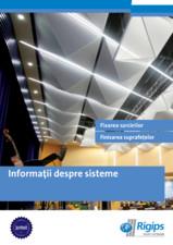 Informatii despre sistemele Rigips 2014 RIGIPS