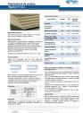 Placa din gips-carton rezistenta la impact - Rigidur H 12,5
