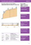 Tencuiala uscata pe structura metalica independenta UW-CW 50 75 100- Rigidur®H - 3 81 13- 1x10