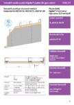 Tencuiala uscata pe structura metalica independenta UW-CW 50 75 100 - 1x12 5 mm Rigidur®H -