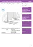 Tencuiala uscata aplicata prin lipire cu adeziv - Rigips® -3 10 00 - 1x12 5 mm-