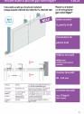 Tencuiala uscata structura metalica independentă UW-CW 50 75 100- Rigips® - 3 50 21- 2x15 mm-