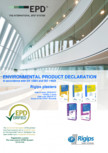 Declaratie de mediu pentru gleturi si tencuieli - conform EN 15804 si ISO 14025 Saint-Gobain Rigips