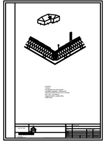 Termoizolarea acoperisului mansardat - detaliu de dolie ROCKWOOL