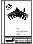 Termoizolarea acoperisului mansardat - detaliu de muchie ROCKWOOL