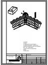 Termoizolarea acoperisului mansardat - detaliu de muchie