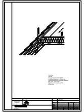 Termoizolarea acoperisului mansardat - detaliu pereti si tavane ROCKWOOL