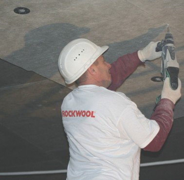 Exemple de utilizare Placi semi-rigide de vata bazaltica ROCKWOOL - Poza 2