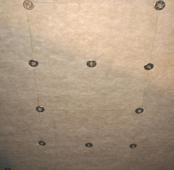 Placi semi-rigide de vata bazaltica ROCKWOOL - Poza 1