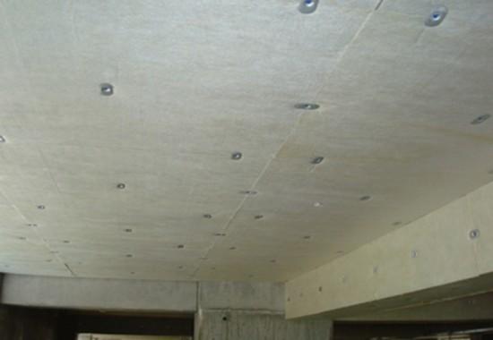 Termoizolatie vata bazaltica pentru intradosurile planseelor ROCKWOOL