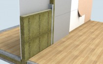 Termoizolatie vata bazaltica pentru pereti de compartimentare ROCKWOOL va ofera placi rigide, semi-rigide de vata bazaltica, hidrofobizate in masa, pentru izolare termica, acustica si siguranta la foc in cazul unui incendiu.