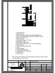Termoizolarea fatadelor tencuite - detaliu racord cu terasa circulabila ROCKWOOL