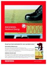 Placi rigide de vata bazaltica ROCKWOOL