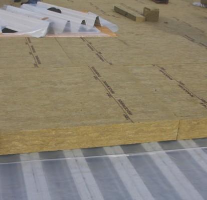 Termoizolare terasa MONROCK MAX E Placi rigide de vata bazaltica