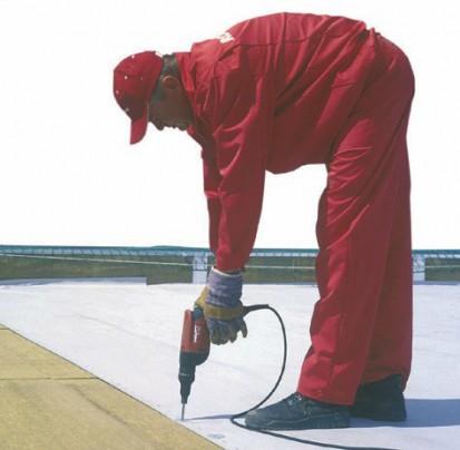 Termoizolare terasa cu vata bazaltica HARDROCK ENERGY Placi rigide de vata bazaltica