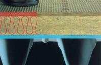Termoizolatie vata bazaltica pentru terase ROCKWOOL